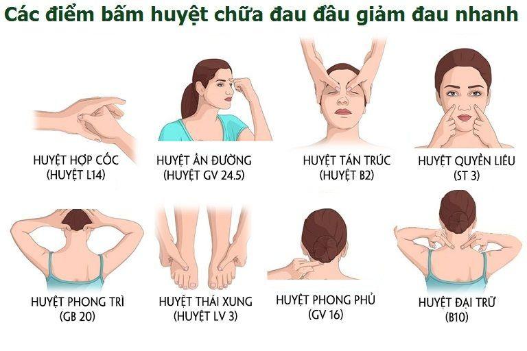 Mật bí 9 cách trị đau nửa đầu không cần dùng thuốc hiệu quả nhất